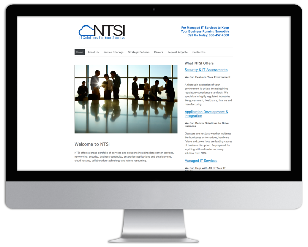 Website-NTSI